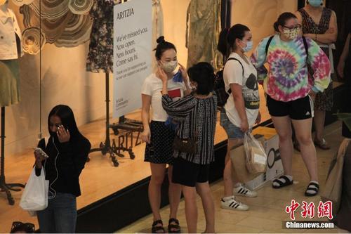 多伦多室内公共场所开始强制要求佩戴口罩