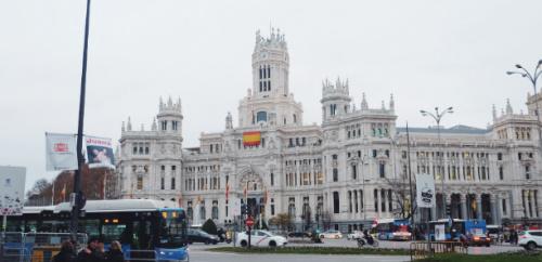 截至目前,西班牙首都马德里房价继续保持坚挺。(《欧洲时报》 唐奕奕/摄)