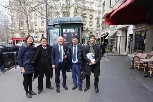 资料图:法国市镇选举启动,26位华人参选。(《欧洲时报》 黄冠杰 摄)
