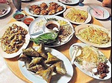 娘惹菜 来源:香港《文汇报》