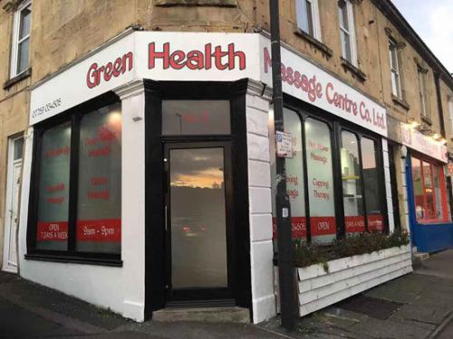 今年疫情影响,范兰兰的中医馆一直处于暂停营业状态。(《欧洲时报》/受访者供图)