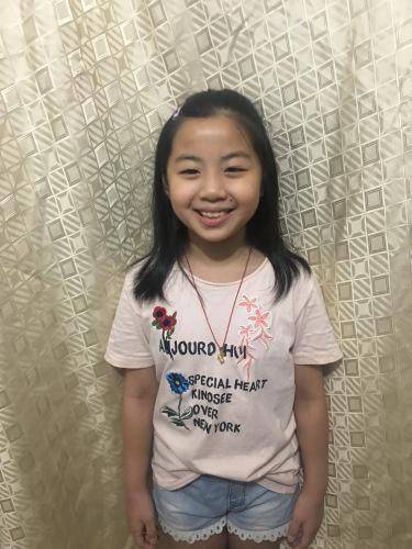 小选手姜妍彤