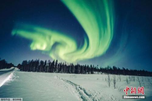 资料图:北极光