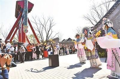 北京世园会昨迎6.4万人入园中国馆成世园会最热门景点