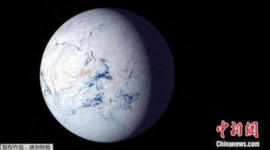 """地球缘何""""解冻""""?研究:或因22亿年前小行星撞击"""