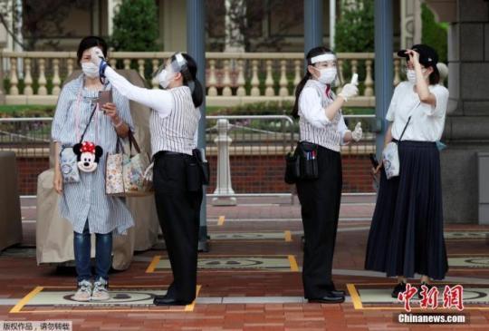 日本东京单日新增确诊病例过百 创宣言解除后新高