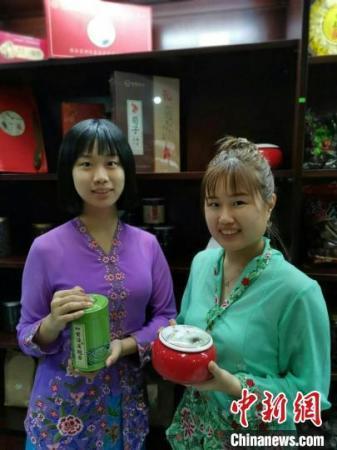 山西是中医药的重要发祥地,中药材资源丰富,药茶历史十分悠久。受访者供图