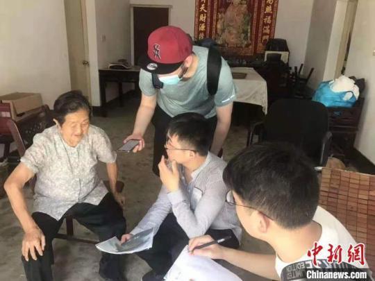 """推广传播中国文化及方言""""90后""""阿根廷小伙在上海研究吴语"""