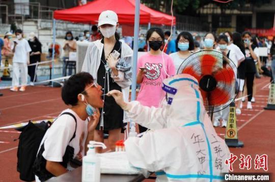 疫情下的华侨大学境外新生:学习不打烊