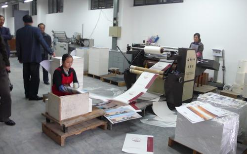 湖北三峡侨联走访企业 了解经营发展难题(图)