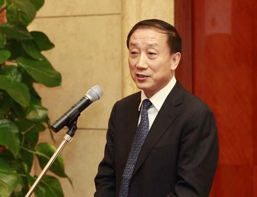 北京市官员会见海外侨领 为侨商创业创造环境