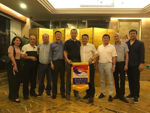 荷兰中国总商会代表团访瑞安