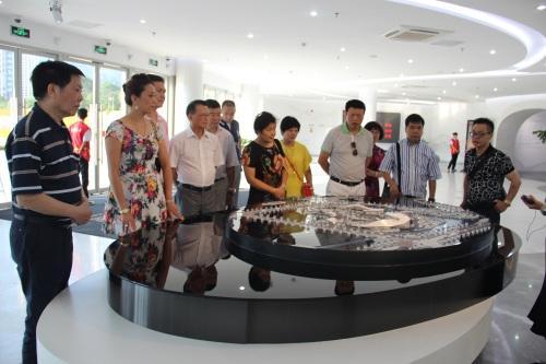 旅荷华侨总会代表团访温州瑞安 冀回馈家乡社会