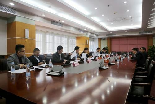 广东中山外侨局带头开展座谈 助力侨商发展