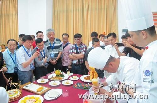 广东省侨办举办海外中餐社团负责人交流活动