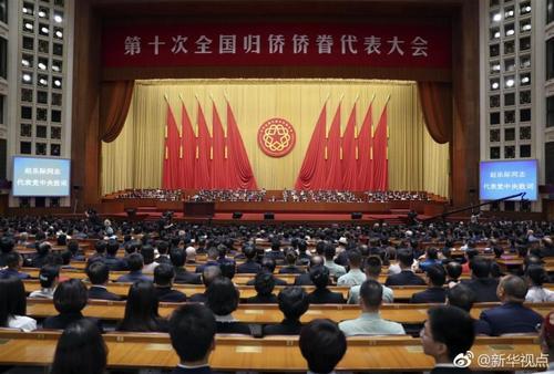 中国侨网图片来源:新华视点 丁林/摄