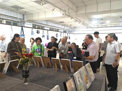 日本柏市友好代表团访问河北省承德市