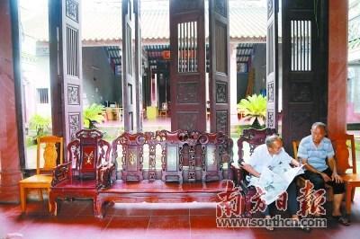 尋訪800年歷史的東莞雞啼崗