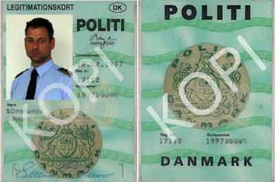 <b>中国游客接连被丹麦假警察诈骗中使馆发安全提醒</b>