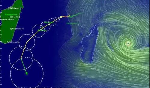 毛里求斯台风警报升至三级中使馆吁减少外出