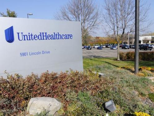 联合健保公司最近说它可能推出政府健保项目。(美国中文网)