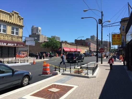 美国世界日报_美国芝加哥共享街道计划将完成 再造唐人街新貌-中国侨网