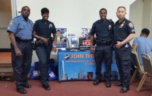 纽约市警考试开始报名 警局呼吁更多亚裔参加
