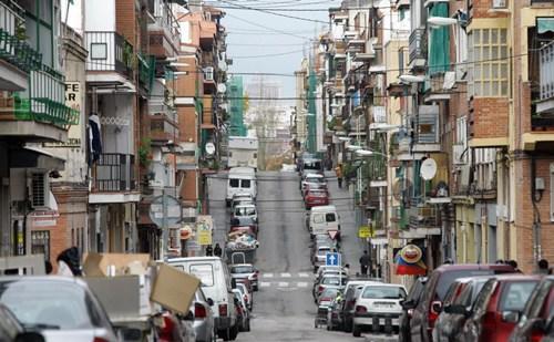 欧复古街头风景