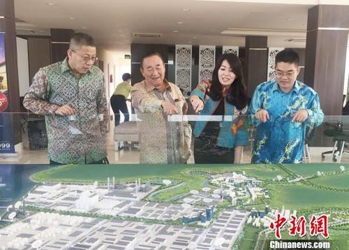 中国驻印尼泗水总领馆举办中资企业对接会(图)