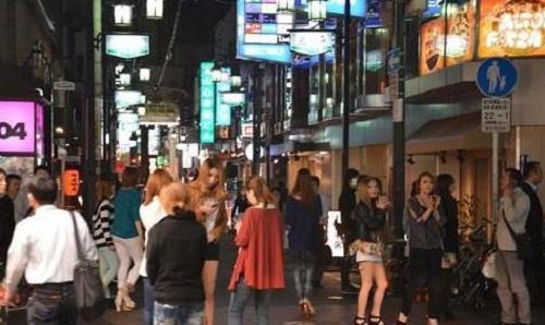 风俗店的af_日本风俗店接待中国人图片