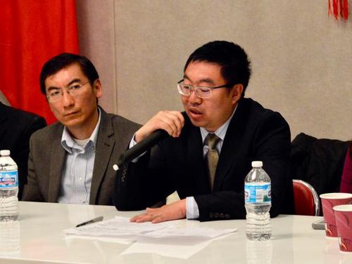 中国侨网李晓峰指出,芝领馆接受的200余份美执法部门领事通报中,近七成涉及留学生。其中以交通、家庭暴力居多。(美国《世界日报》/董宇 摄)
