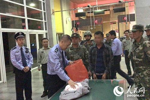中国侨网移交现场。