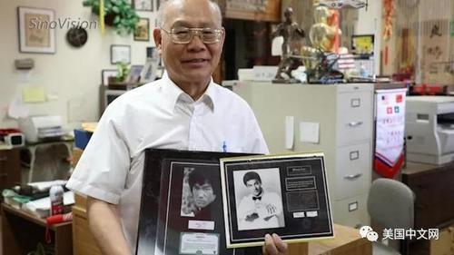 飞虎队家书、李小龙头发美华裔收藏家豪捐万件藏品