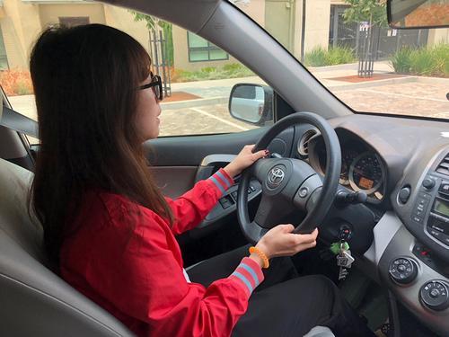美国新移民考驾照状况百出一华人考六次后通过
