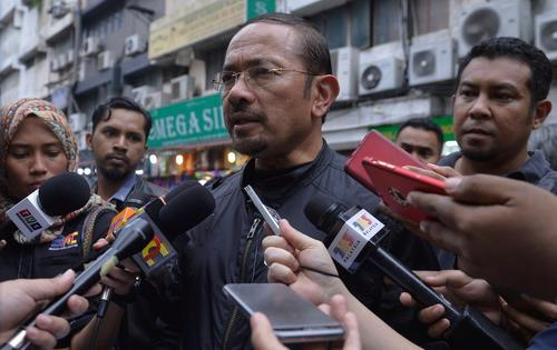 中国侨网慕斯达法:3+1计划的最后期限是8月30日,不会再延长。(马来西亚《光华日报》)