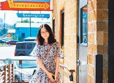 中国侨网今年5月,申屠名琛在其就读的大学所在城市奥斯汀,度过了又一个紧张的期末。