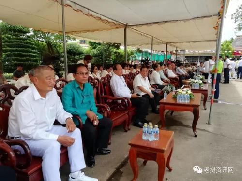 中国侨网图片来源:老挝资讯网