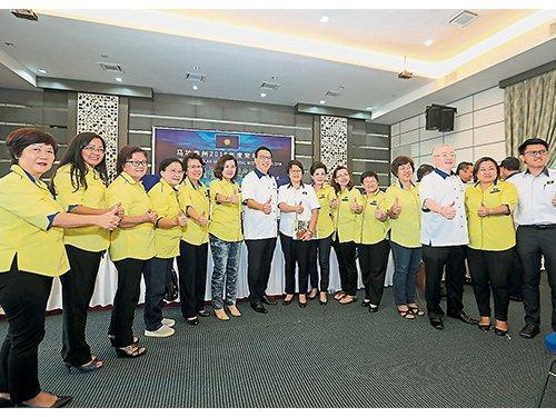 中国侨网当地时间9月9日,马来西亚森美兰州马华2018年度大会举行。