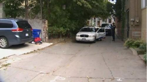 多伦多东部唐人街附近发现男尸凶案小组介入调查
