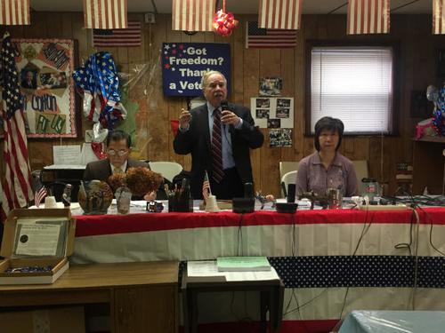 纽约州众议员与华裔商讨保卫特殊高中入学考试制度