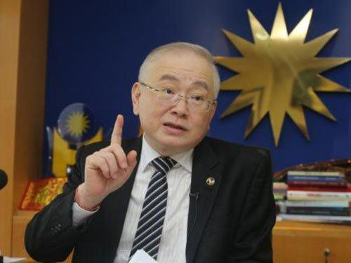 马华总会长魏家祥吁政府恢复资助华裔中小型企业