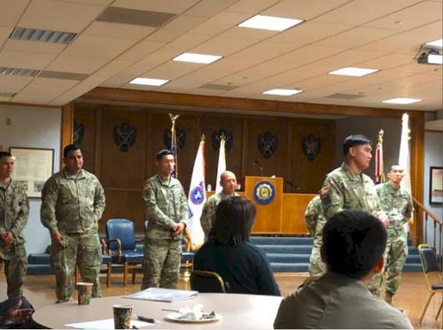 美外国人当兵计划华人申请者等审核2年多军方回应