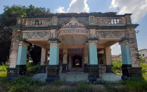 典型华人娘惹建筑马来西亚南和别墅暂未列入文化遗产