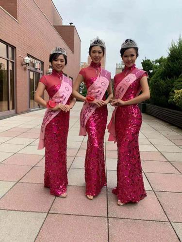 第18届美国华裔小姐竞选总决赛落幕吴楚天夺冠