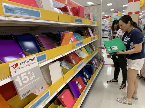 开学季大采购美国华裔家长分享购物省钱妙招