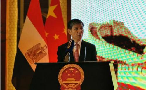 埃中新闻网:中国驻埃及使馆举办国庆70周年招待会