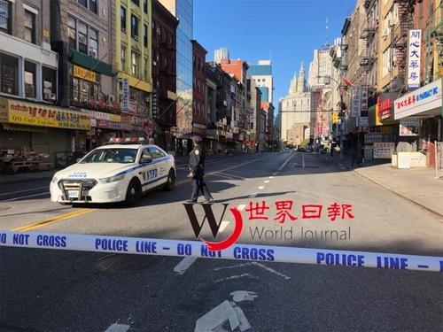 纽约华埠流浪汉睡梦中遭铁锤袭击83岁华裔遇害