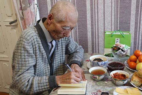 半个多世纪的人生故事:吉国耄耋华侨冀再回必赢