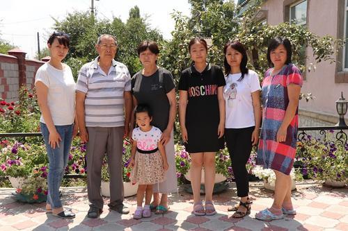 吉尔吉斯斯坦华人:关注中国变化 坚守中国传统