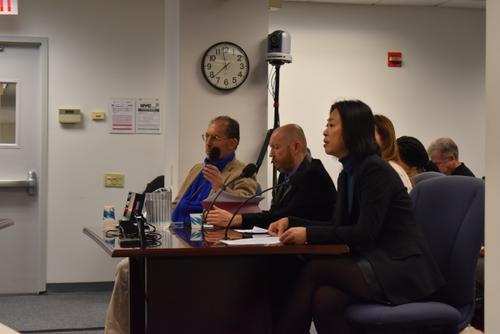 纽约教育公听会 华裔家长吁放权社区